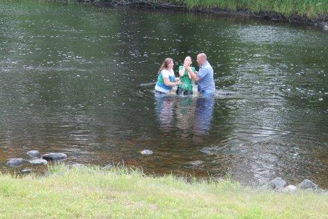 DiAnna Baptism 2014