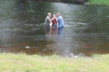 Howard Baptism 2014