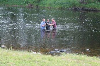 Lance Baptism 2014