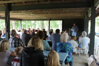 Picnic Service in the Park 2014