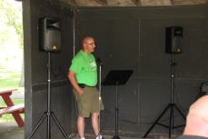 Service & Worship in Park