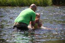 Tychelle Baptism